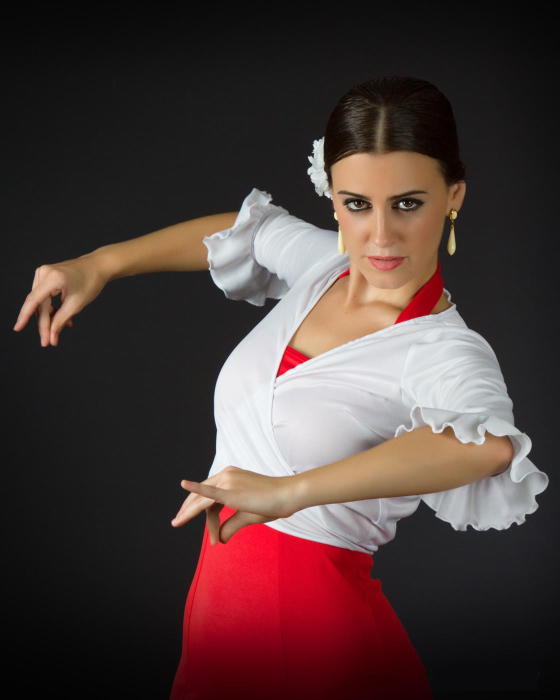 Profesora de baile Rocio Giner