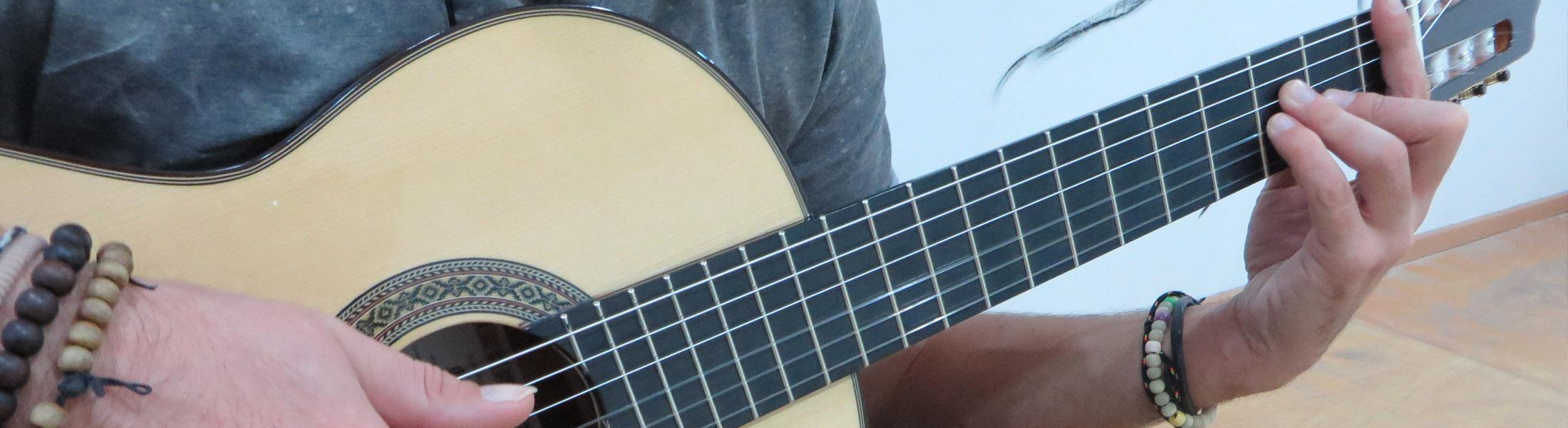clases de guitarra en Valencia