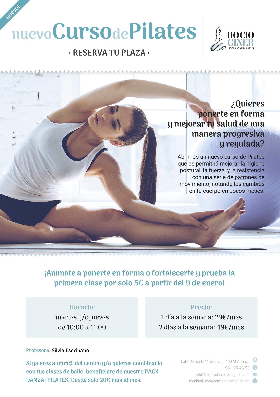 pilates en Valencia