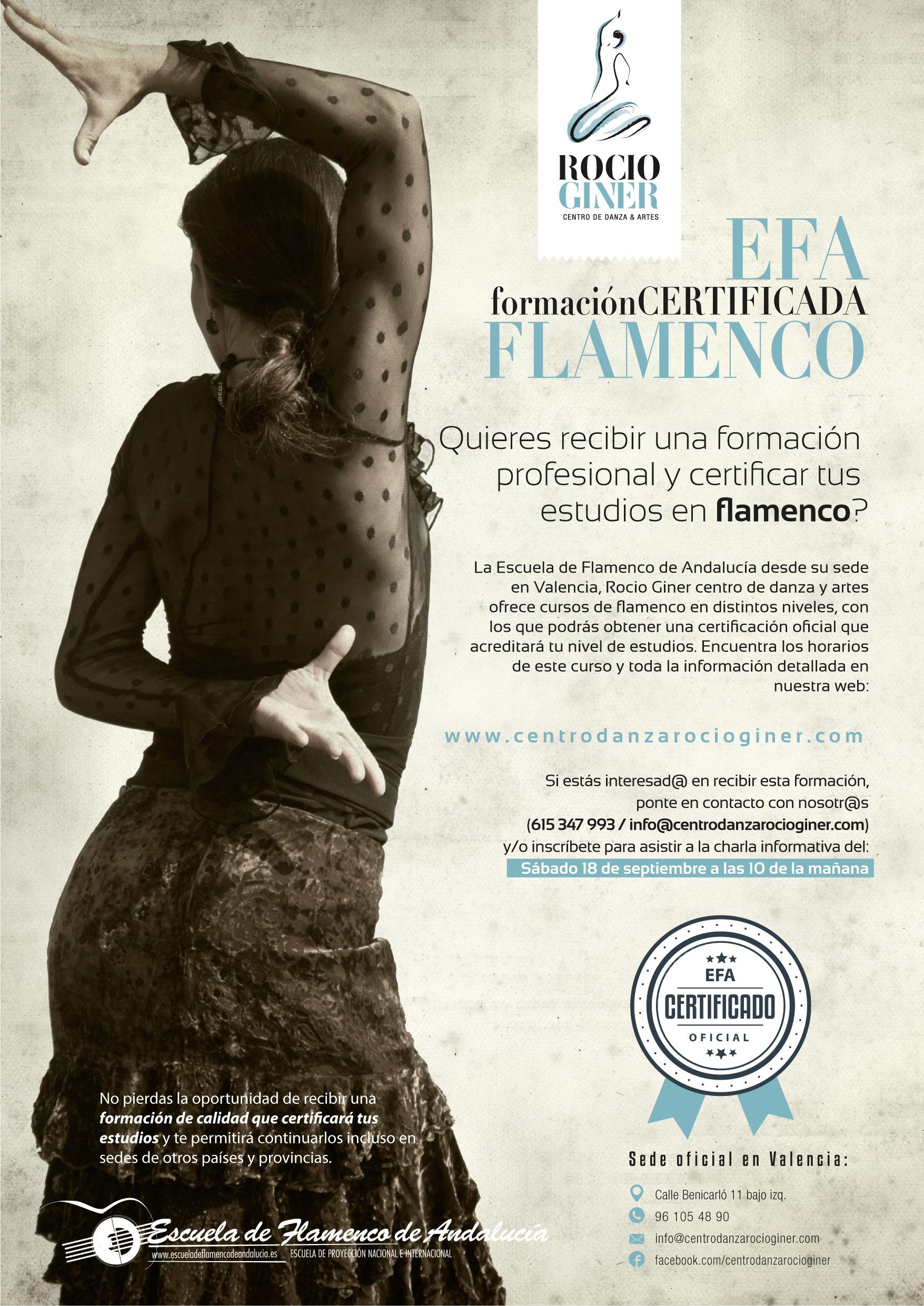 EFA Valencia Flamenco
